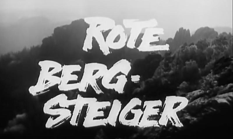 """""""Rote Bergsteiger"""" – Serienkino & politisch-historischer Austausch zu Antifaschismus in den Bergen"""