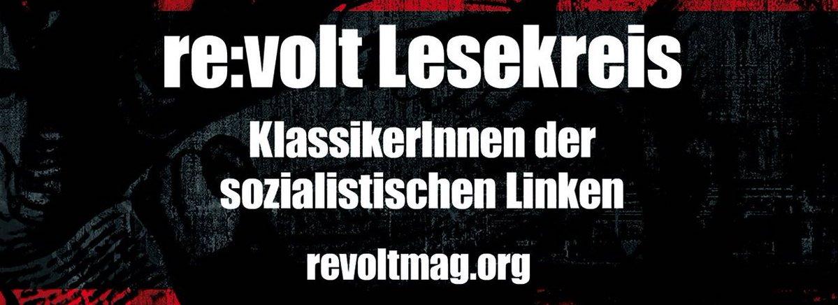 Offener Lesekreis: Klassiker*innen der sozialistischen Linken