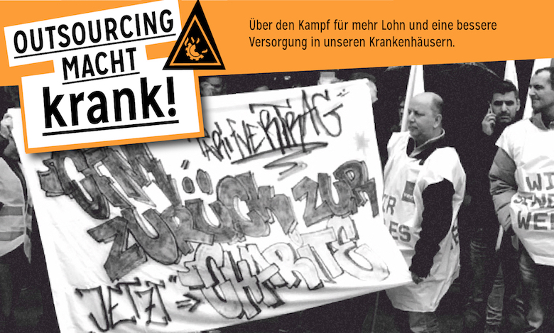 Veranstaltung: Outsourcing macht krank!