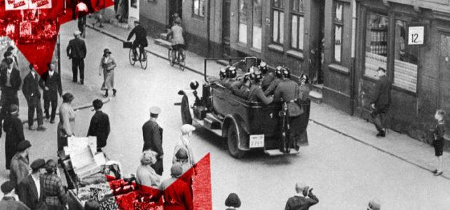 Veranstaltung: Antifaschistischer Widerstand in einem Arbeiterbezirk – Wedding zwischen 1933 und 1945